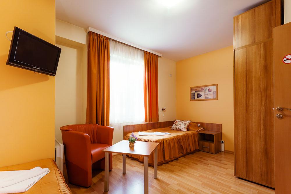 Апартамент с две отделни легла